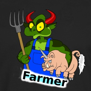 farmer T-Shirts - Men's Premium Longsleeve Shirt