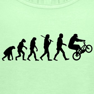 evolution of bmx T-Shirts - Women's Tank Top by Bella