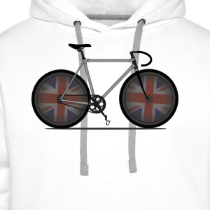 British Cycling is Brilliant T-Shirts - Men's Premium Hoodie