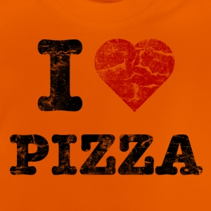 i_love_pizza_vintage Shirts - Baby T-shirt