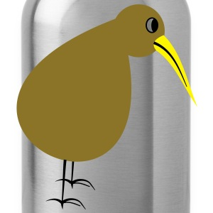 Kiwi bird sweet comic 3c beak T-Shirts - Water Bottle