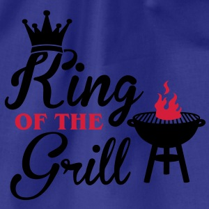 King of the Grill Magliette - Sacca sportiva