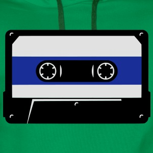Audio Tape Tee shirts - Sweat-shirt à capuche Premium pour hommes