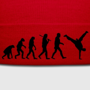 evolution of breakdance T-Shirts - Winter Hat