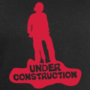under construction marteau piqueur ouvri Tee shirts - Sweat-shirt Homme Stanley & Stella