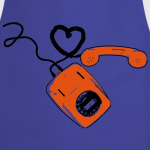 Retro Telefon T-Shirts - Cooking Apron