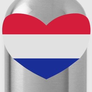 Love the Netherlands T-Shirts - Water Bottle