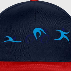 Triathlon Icons Tee shirts - Casquette snapback
