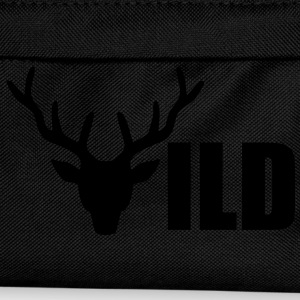 Wild | Hirsch | Deer | Geweih T-Shirts - Ryggsekk for barn
