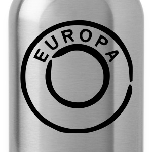 Mosgroen Europe - Europa T-shirts - Drinkfles