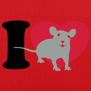 I love rats Shirts - Tote Bag