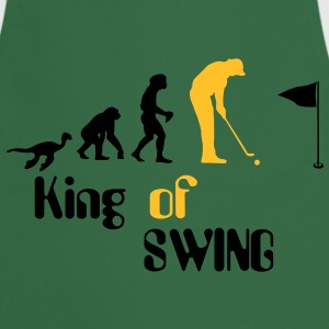 Evolution Golf King of Swing T-shirts - Forklæde