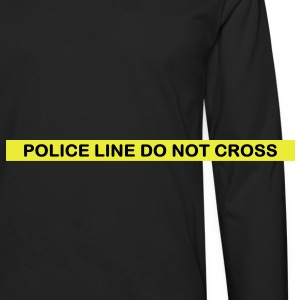 Police line Tee shirts - T-shirt manches longues Premium Homme