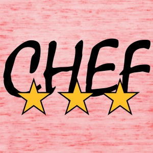Chef ! T-Shirts - Women's Tank Top by Bella