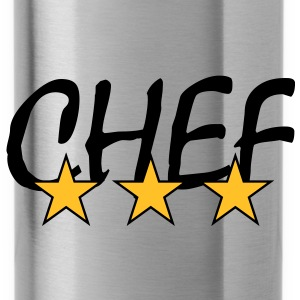Chef ! T-Shirts - Water Bottle