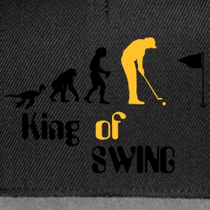 Evolution Golf King of Swing T-shirts - Snapbackkeps