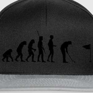Evolution golf T-shirts - Snapbackkeps