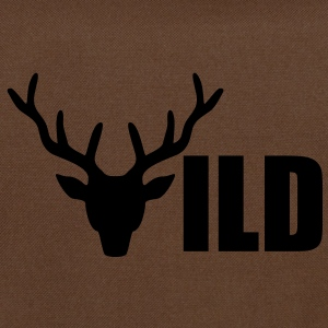 Wild | Hirsch | Deer | Geweih T-Shirts - Shoulder Bag