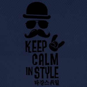 Like a keep calm in swag style boss sprüche Tee shirts - Casquette classique