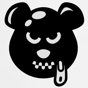 Latex Bear T-Shirts - Kochschürze