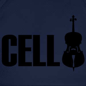 cello T-shirts - Baseballcap