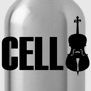 cello T-shirts - Drinkfles
