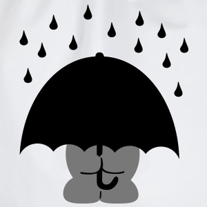 umbrella paraply T-shirts - Gymnastikpåse