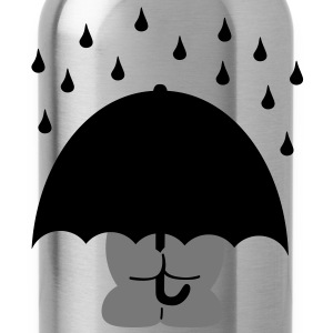 umbrella paraply T-shirts - Vattenflaska
