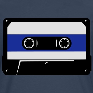 Audio Tape Tee shirts - T-shirt manches longues Premium Homme