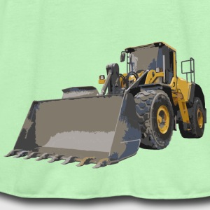 wheel loader - Women's Tank Top by Bella