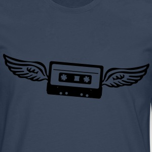 Cassettes ange  Tee shirts - T-shirt manches longues Premium Homme