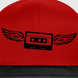 Cassettes ange  Tee shirts - Casquette snapback