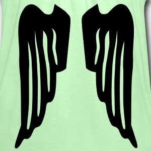 wings - angel T-Shirts - Women's Tank Top by Bella