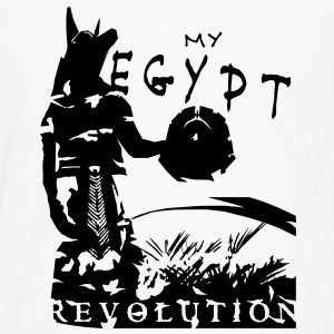 my_egypt_revolution_vec_1 T-Shirts - Men's Premium Longsleeve Shirt