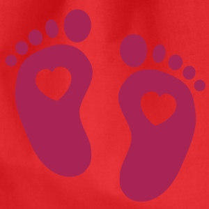 Baby Feet T-Shirts - Turnbeutel