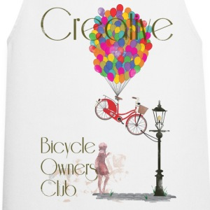 Creative Bicycle Owners Club T-Shirts - Cooking Apron