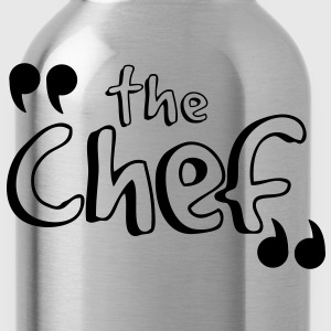 T-shirt BEST SELLER the chef - Gourde