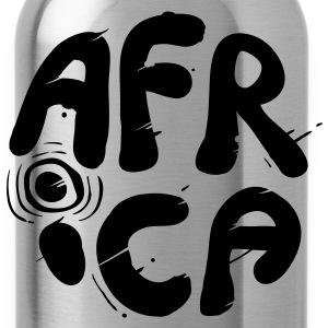 africa T-Shirts - Trinkflasche