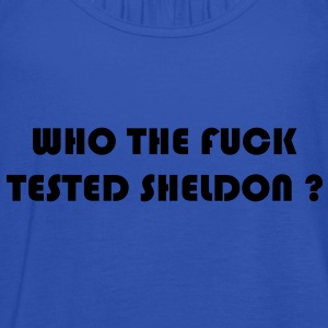who has tested sheldon Tee shirts - Débardeur Femme marque Bella