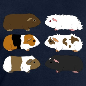 six guinea pigs 1 Tee shirts - Sweat-shirt Homme Stanley & Stella