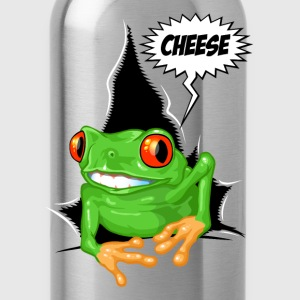 Frog smile - Water Bottle