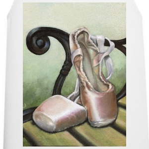 pointe shoes - Cooking Apron