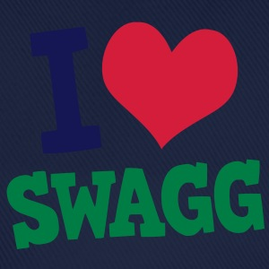 I love Swagg T-Shirts - Baseball Cap