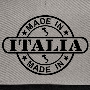 Made in Italia - Casquette snapback