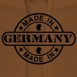 Made in Germany - Sweat-shirt à capuche Premium pour femmes