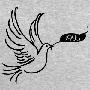 Dove of Peace med År 1995 T-skjorter - Sweatshirts for menn fra Stanley & Stella