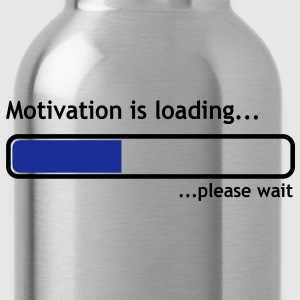 motivation ladebalken T-Shirts - Trinkflasche