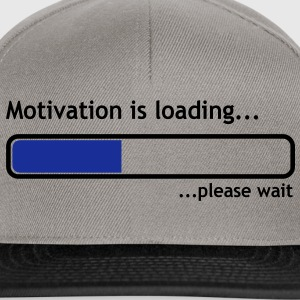 motivation ladebalken T-Shirts - Snapback Cap