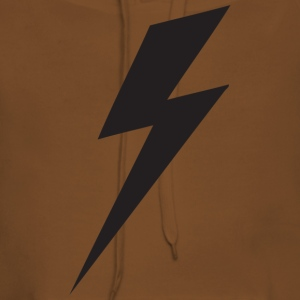 Lightning Bolt T-Shirts - Women's Premium Hoodie