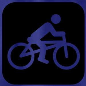 bike_symbol T-Shirts - Turnbeutel